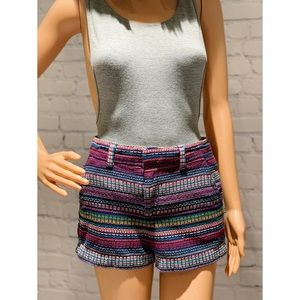 GAP Embroidered City Short